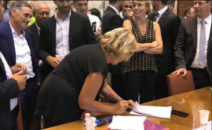 Ecco l'accordo raggiunto fra ArcelorMittal e sindacati al MISE