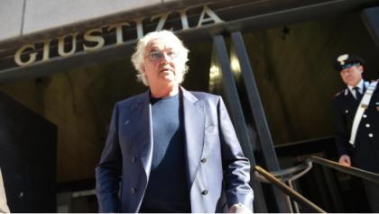 Annullata dalla Cassazione la condanna  a Briatore, che dovrà subire un nuovo processo per le tasse evase sullo yacht