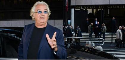 Arrestato commercialista e un ex capo delle Entrate, Flavio Briatore indagato per corruzione . Tangenti al Fisco per riavere lo yacht sequestrato