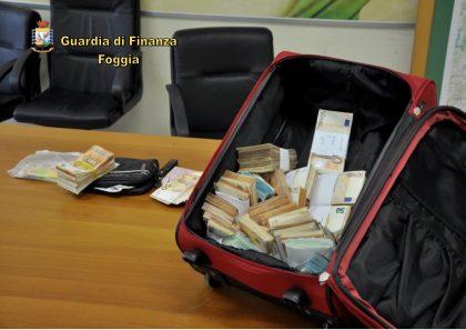 Confermato maxisequestro beni ex vicepresidente Foggia Calcio