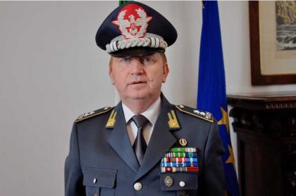 Il Generale  Michele Carbone è il nuovo Comandante Regionale Lazio della Guardia di Finanza