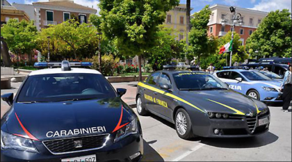 Polizia, Carabinieri e Finanza,  smantellano tre sodalizi criminali operanti nel litorale jonico lucano.