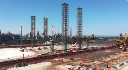 "Presentata a Taranto la ""nuova"" Ilva. Nasce Arcelor Mittal Italia"