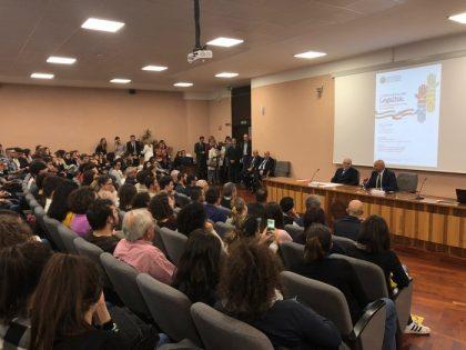 """Il Direttore della Dia agli studenti dell' Università di Bari: """" La mafia ha paura della cultura"""""""