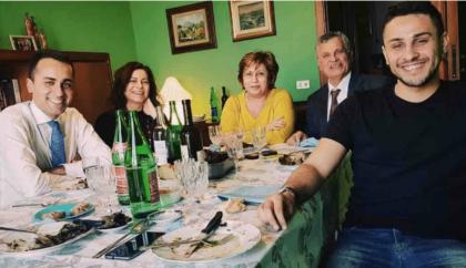 Il padre di Luigi Di Maio ha dichiarato nel 2017  un reddito imponibile di 88 euro: ma come sopravvive…?
