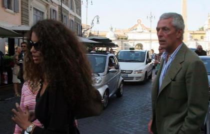 Afef e Tronchetti Provera si separano: istanza depositata in Tribunale a  Milano