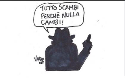 """Dietro le quinte della """"crisi"""" al Comune di Taranto: è tutto un voto di scambio !"""