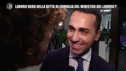 """M5s: Iene, altri 2 operai in nero nella ditta del padre di Di Maio. Il Pd: """" il ministro del lavoro riferisca in Aula"""""""