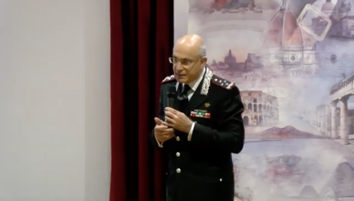 Calendario Storico Carabinieri 2019.I Carabinieri Presentano Il Calendario Storico E L Agenda