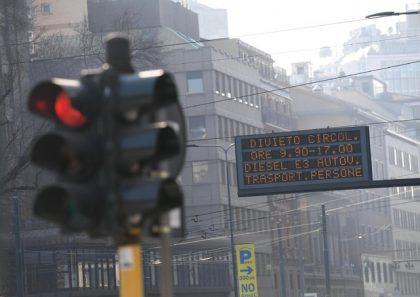 Smog, PM10 giornaliero superato nel 2018 in 19 città