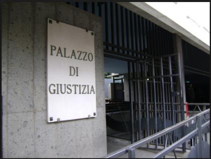 Il presidente del Tribunale di Taranto, Franco Lucafò va in pensione