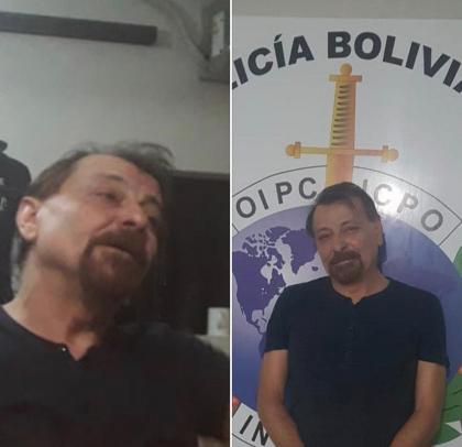 L 'Interpol cattura ed arresta Cesare Battisti in Bolivia. Prossima l' estradizione