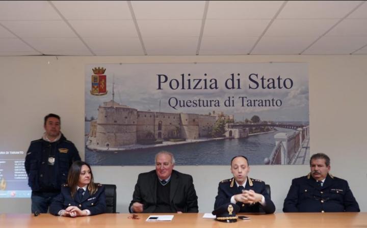 Operazione madame la polizia di stato esegue 13 arresti - Posto letto milano ...