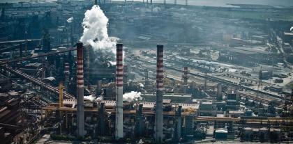Personale riflessione sull'inquinamento a Taranto