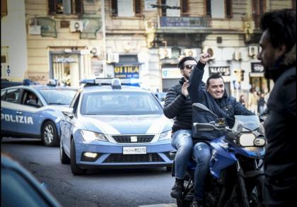 """Catturato Marco Di Lauro il """"superboss"""" di Scampia, secondo solo a Matteo Messina Denaro nella classifica dei più pericolosi latitanti del Ministero dell' Interno"""