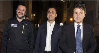 Tav: Di Maio perde, Salvini non vince. Il trucco per arrivare alle europee