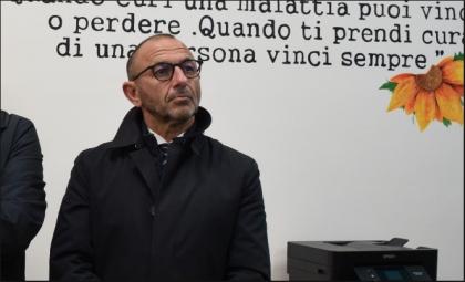 GiuseppeBellassai è il nuovo Questore di Taranto