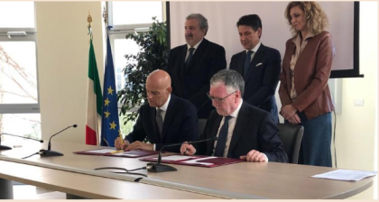 Eni e CNR uniti per lo sviluppo sostenibile e la valorizzazione della ricerca in Italia