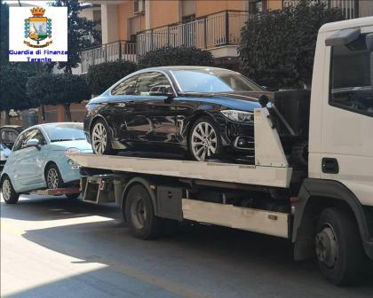 Confiscati beni e disponibilità finanziarie per 3milioni e mezzo di euro alla famiglia Tortorella