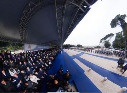 La Polizia di Stato celebra oggi il 167° anniversario dalla fondazione