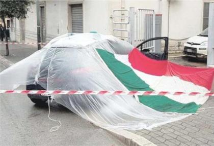 """Il procuratore di Foggia: """"Il killer ha esploso tutti i colpi sul maresciallo ucciso"""""""