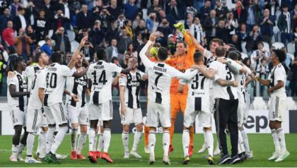 Nella storia nessuno come la Juventus: ottavo scudetto di fila