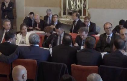 Diretta: il Tavolo Istituzionale Permanente per la riqualificazione di Taranto