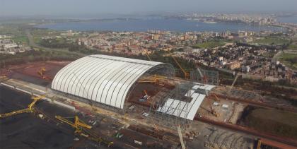 """Arcelor Mittal: """"Completato il dragaggio del canale di scarico dello stabilimento di Taranto"""""""