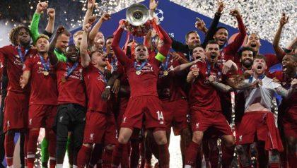 La Champions League è dei Reds: Liverpool-Tottenham 2-0