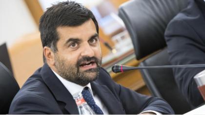 """""""Toghe sporche"""":  il procuratore generale della Cassazione Fuzio chiede la sospensione di Palamara da funzioni e stipendio"""