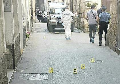 Taranto, sparatoria nella città vecchia. Arrestati dai Carabinieri i responsabili