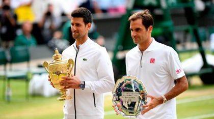 Wimbledon: un magnifico Federer cede a Djokovic dopo 5 ore di vero spettacolo