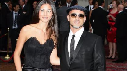 """Eros Ramazzotti e Pellegrinelli si dicono addio: """"Sono stati dieci anni meravigliosi"""""""
