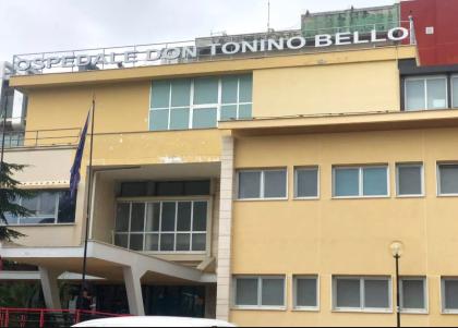 Malasanità': furbetti del cartellino in ospedale, 12 arresti a Molfetta