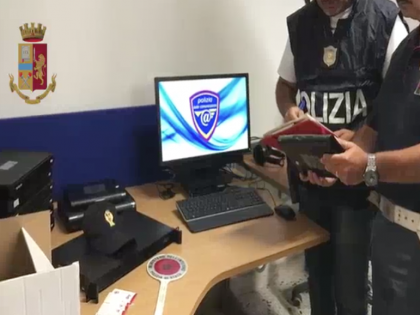 """La Polizia Postale arresta un gestore del """"pezzotto"""" con cui rivendeva abusivamente i programmi di Sky"""