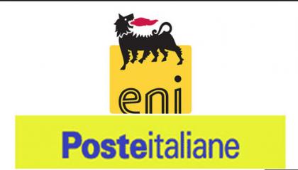 Eni e Poste Italiane, partnership nei servizi digitali e finanziari per l'integrazione delle piattaforme tecnologiche e di pagamento