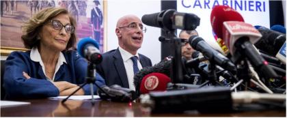 """Carabiniere ucciso a Roma. La Procura: """"Gli indiziati sono stati individuati e interrogati dai magistrati nel rispetto della legge"""""""