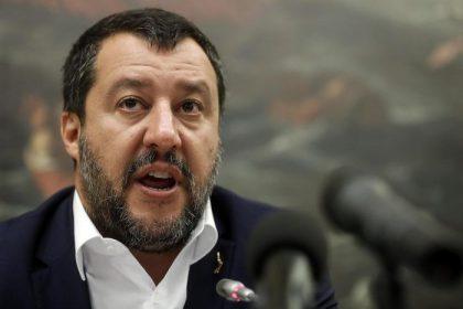 """Salvini a Conte: """"il contratto è sciolto, andiamo subito al voto"""""""
