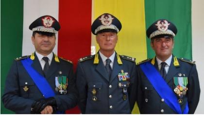 Bari, il generale Pennoni nuovo comandante provinciale GdF