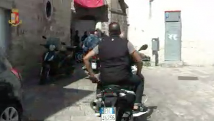 CdG Falchi Mobile Taranto