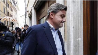 """Calenda: """"Se il Pd fa l'accordo col M5S, lascio e fondo un nuovo partito"""""""