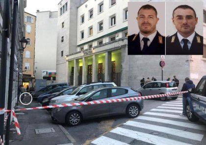 Sparatoria in Questura a Trieste, muoiono  due agenti