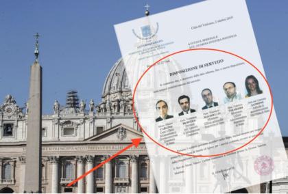 """""""VaticanoGate"""": ecco le carte riservate che rivelano nuovi indizi"""