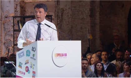Leopolda: il discorso di chiusura di Matteo Renzi