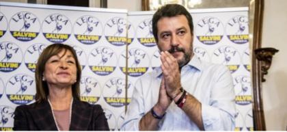 Elezioni Umbria. Trionfo della destra, sconfitta la coalizione Pd-M5S