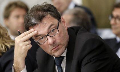 """Giorgetti (Lega) lancia la proposta di un tavolo """"costituente"""""""