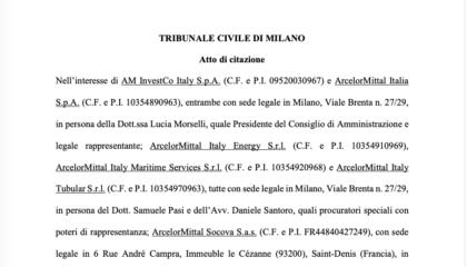 Ex Ilva, rinviato incontro ArcelorMittal-Conte. Premier: no a recesso