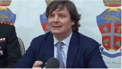 Il magistrato Luberto indagato per corruzione, trasferito a Potenza dal Csm