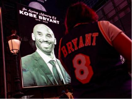 """Il """"mito"""" del basket Kobe Bryant, muore per incidente in elicottero"""