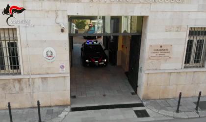 Droga, estorsioni e armi: maxi blitz dei Carabinieri a Brindisi